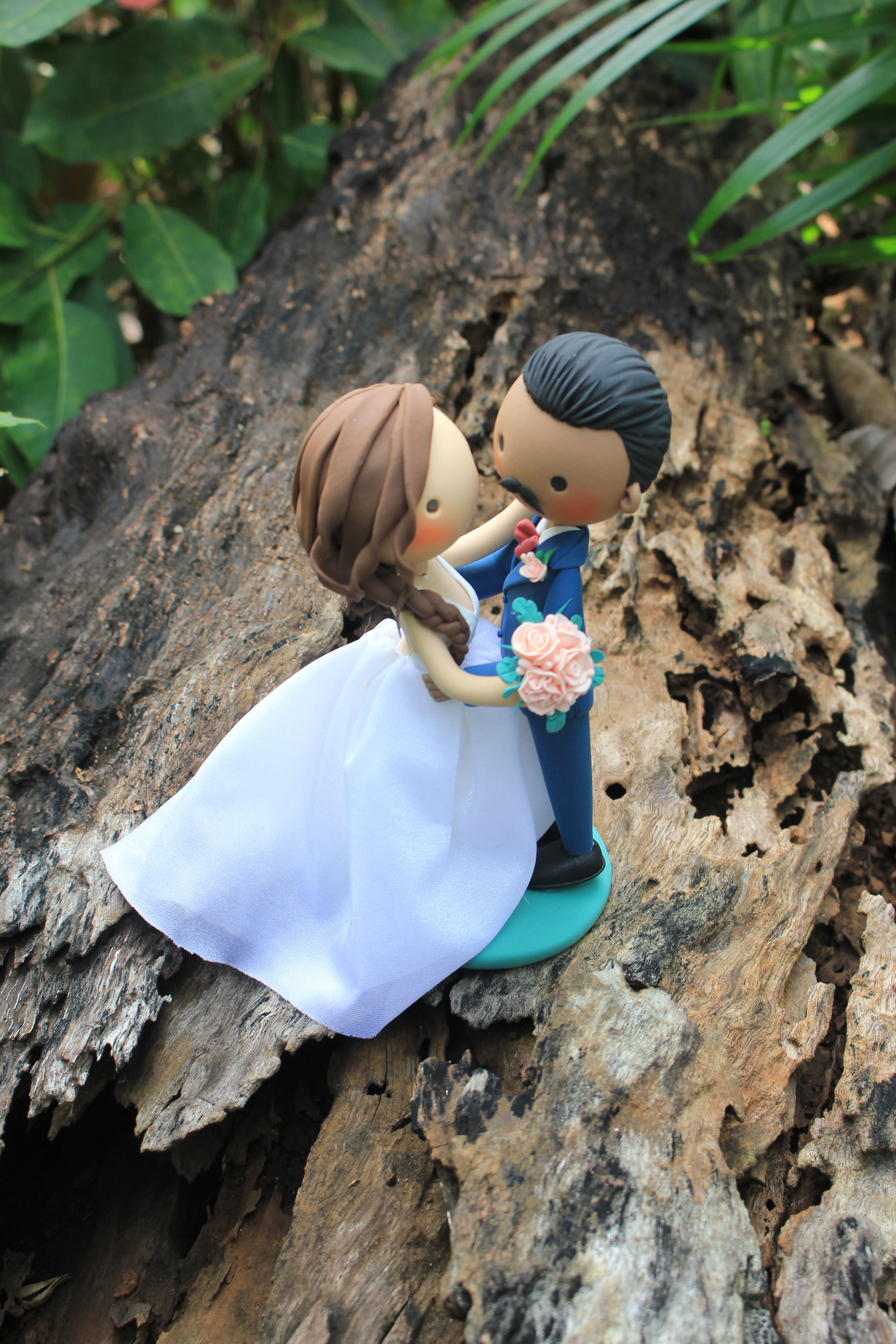 Picture of Wedding Dance Wedding Cake Topper