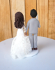 Picture of Baseball wedding cake topper, Wedding cake topper